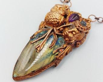 Electroformed Jewelry
