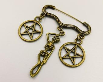 Guardian of Lost Souls Broche / Pin