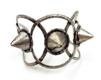 Vintage Trinity Spike Bracelet