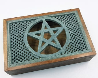 Pentagram Altar | Jewellery Box