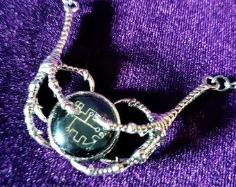 Sigil of Stolas Necklace