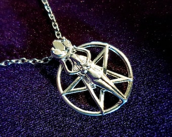 Astarte | Innana | Ishtar Pendant Necklace