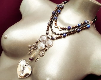 Heart Mending Lilith Necklace