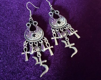 Sopor Aeternus Bard Earrings