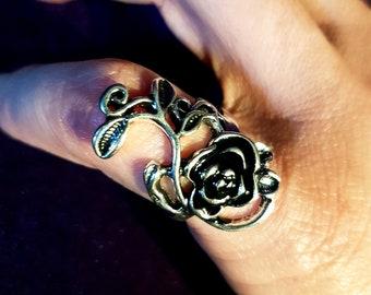 Gothic Rose Ring
