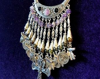 Anubis Ritual Neckpiece