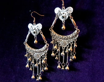 Ritual Bell Earrings