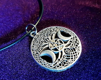 Hecate Tree of Life Pendant