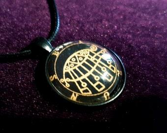 Sigil of Bifrons Pendant