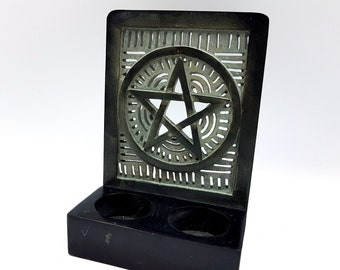 Pentagram Candle Light