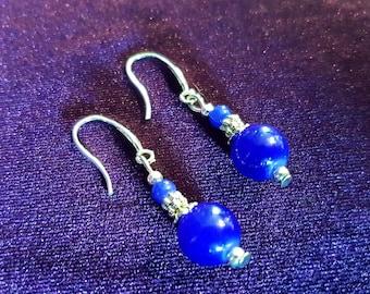 Save The Ocean Pearl Earrings