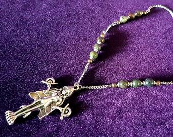 Lilith   Innana   Ishtar Bead Necklace