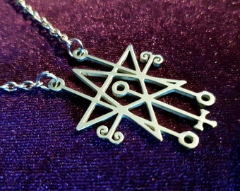 Astaroth Necklace (Stainless Steel)