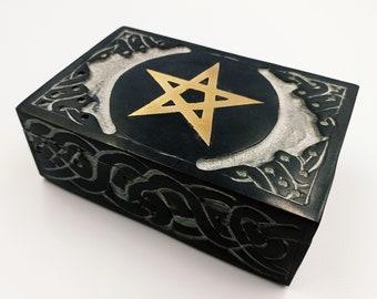 Pentagram Altar   Jewellery Box