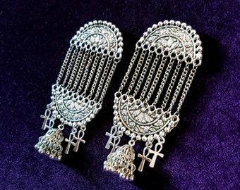 Vintage Order of 9 Angels Earstuds