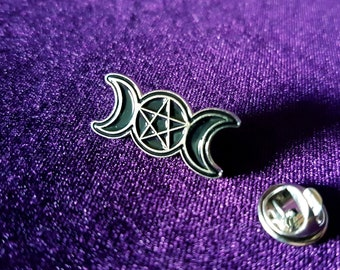 Hecate Label Pin