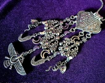 Zoroastrian Necklace