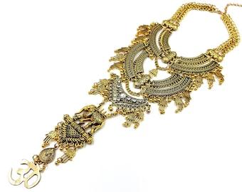 Hamsa Universal Sound Necklace