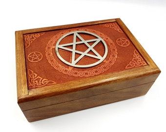 Pentagram Altar | Jewellery Box