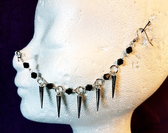 Spike Nosechain (2 Styles)