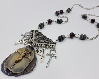 Vampire Lilith Necklace
