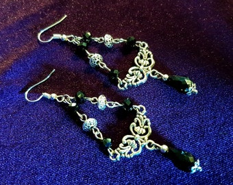 Victorian Gothic Earrings