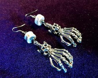 Grasp of Leviathan Earrings