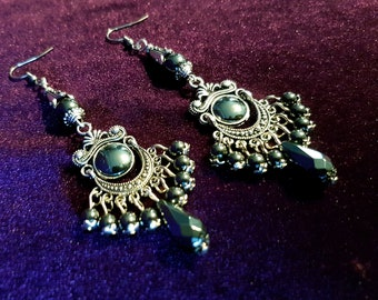 Traditional Victorian Gothic Earrings