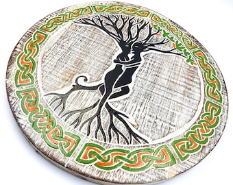 Tree of Life Twinsoul Wall Plaque
