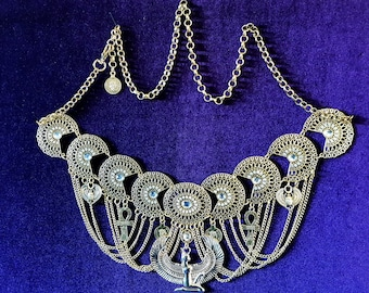 Egyptian Priestess Hip Chain Belt