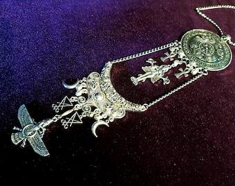 Occult Wisdom Necklace