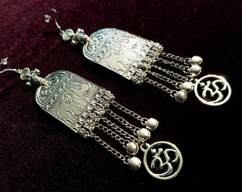 Ohm Bell Earrings