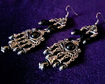 Traditional Victorian Earrings