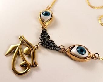 Eye of The Freak Necklace