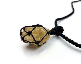 Scapolite Gemstone Necklace