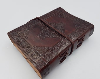 Celtic Pagan Leather Journal | Book