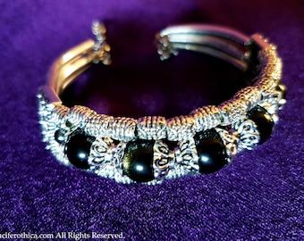 Goldsheen Obsidian Bracelet