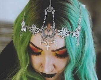 Vampire Ankh Tiara