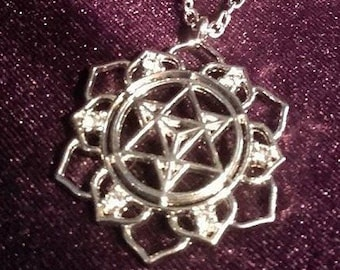 Merkabah Necklace