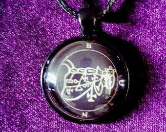Sigil of Bune Medallion