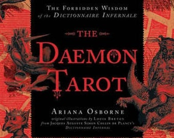 The Daemon Tarot  by Ariana Osborne.