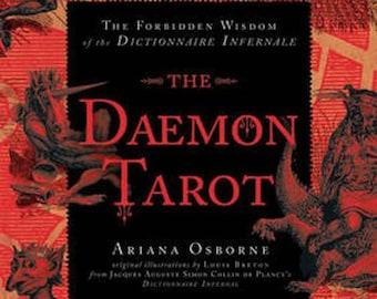 The Daemon Tarot by Ariana Osborne.