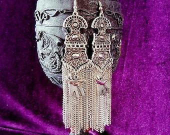 Anubis Earrings
