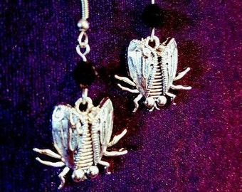 Beelzebub Earrings