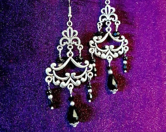 Traditional Gothic Earrings