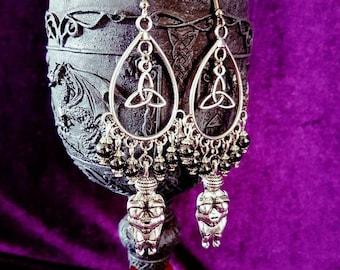 Venus of Willendorf Earrings
