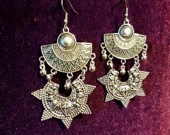 Mantra Earrings
