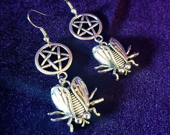 Beelzebub Earrings (3 Styles)