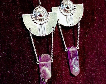 Visions Of Atlantis Earrings