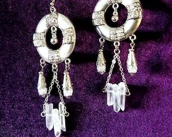 Lemurian Sun Earrings